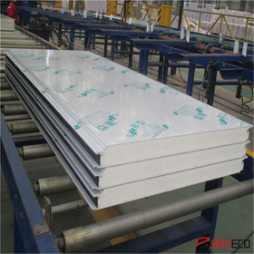 Sandwich Panel - The Responsibility Of Green Building Materials