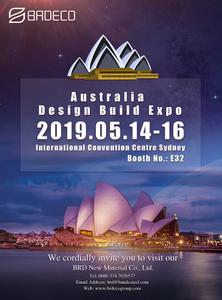 BRD will be take part in 2019 Australia Design Build Expo