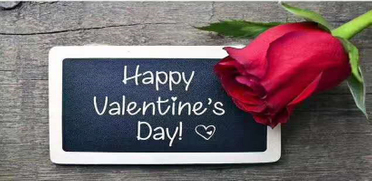 BRD Wishes You Happy Valentine's Day