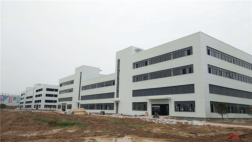 Rock Wool Sandwich Panel Innovation Industrial Park