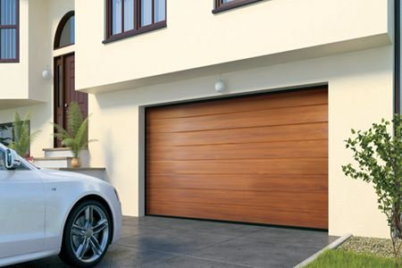 Insulated Sectional Garage Doors
