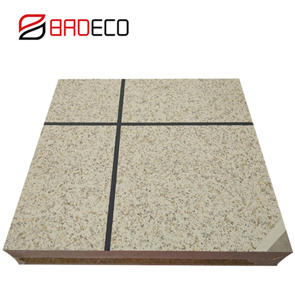 Exterior wall insulation decoration integrated panel—— Favorite of building materials in the new era