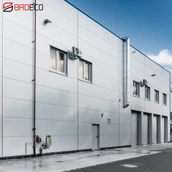 [Project Case] BRD PU Cold Room Panel Application in Canadian Greenhouse Factory