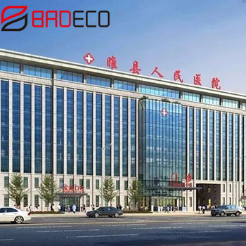[Project Case]Application of BRD purification board in suixian people's Hospital of Shangqiu