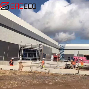 [Project Case]BRD pu sandwich panel applied in New Zealand external wall project