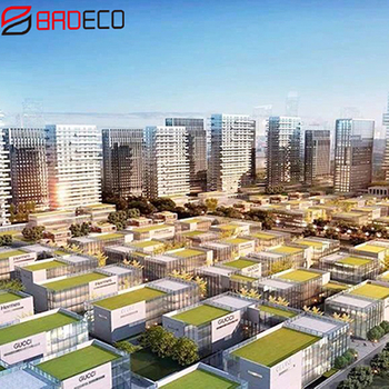 Case Show: Jinyi Zhiyun City Project