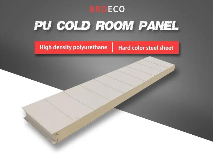 Finally know why polyurethane and cold storage panels are better
