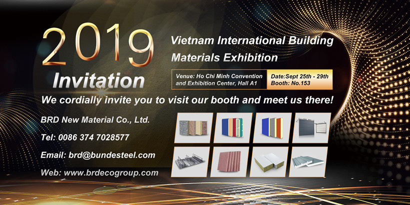 2019 Vietnam International Building Exhibition is only 34 days away